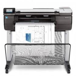 HP Inc F9A28D DESIGNJET T830 24-IN EMFP NEW