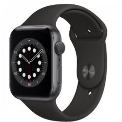 Apple M00H3TY/A WATCH S6 44 SG AL BLK SP GPS