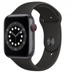 Apple MG2E3TY/A WATCH S6 44 SG AL BLK SP CEL
