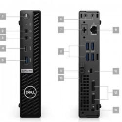 Dell Technologies J227P OPTI 5080 MFF I5-10500T 8/256 W10P