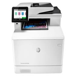 Equipo multifuncion hp laserjet color pro mfp m479fdn 27 ppm a4 impresora copiadora usb 2.0 lan bandeja