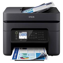 Equipo multifuncion epson workforce wf-2850dwf tinta color 10 ppm / 16 ppm impresora escaner copiadora