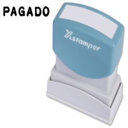 Sello x-stamper automatico pagado