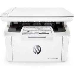 Equipo multifuncion hp laserjet pro m28a usb 19 ppm escaner copiadora impresora
