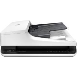 Escaner hp scanjet pro 2500 f1 led usb 20ppm/40ipm duplex 1200ppp 50 hojas