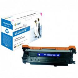Compatible G&G HP CE253A MAGENTA CARTUCHO DE TONER COMPATIBLE