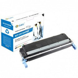 Compatible G&G HP C9720A NEGRO CARTUCHO DE TONER COMPATIBLE