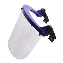 Visor electricista faru para casco clase 1 200x390 mm