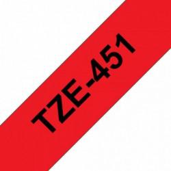 Compatible Brother TZe451 Cinta Laminada Generica de Etiquetas