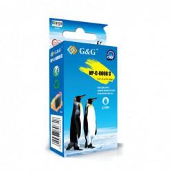 Compatible G&G CANON CLI8 CYAN CARTUCHO DE TINTA 0621B001 12 ml