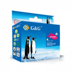 G&G EPSON T0424 AMARILLO CARTUCHO DE TINTA PIGMENTADA