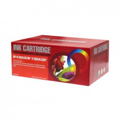 Compatible HP 934XL 935XL V4 V5 Pack de 5 Cartuchos de Tinta