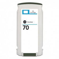 Compatible HP 70 Negro Photo Cartucho de Tinta Pigmentada