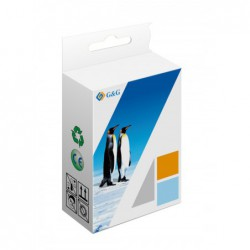 Compatible G&G HP 981A 981X CYAN CARTUCHO DE TINTA PIGMENTADA