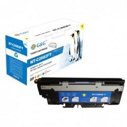 Compatible G&G HP Q2682A AMARILLO CARTUCHO DE TONER Nº311A