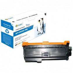 Compatible G&G HP CE260A NEGRO CARTUCHO DE TONER Nº647A 8.500