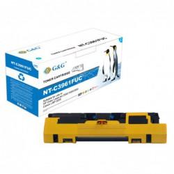 Compatible G&G HP Q3961A CYAN CARTUCHO DE TONER Nº122A 4.000