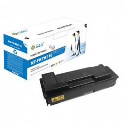 Compatible G&G KYOCERA TK310 TK320 NEGRO CARTUCHO DE TONER