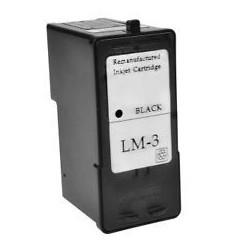 LEXMARK 3 NEGRO CARTUCHO DE TINTA REMANUFACTURADO 18C1530E 21 ml