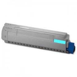 Compatible OKI C810 C830 CYAN CARTUCHO DE TONER 44059107 8.000