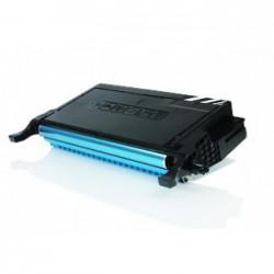 SAMSUNG CLP610 CLP660 CYAN TONER COMPATIBLE CLP-C660B CLP-C660A