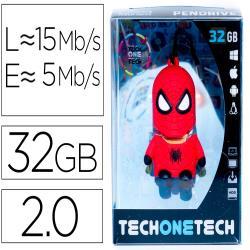 Memoria usb tech on tech super spider 32 gb