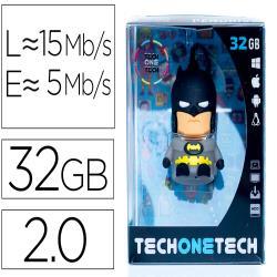 Memoria usb tech on tech super bat 32 gb