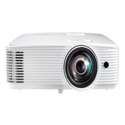Videoproyector optoma h117st resolucion 1280x800 wxga 3.800 lumenes ansi contraste 30.000:1