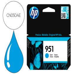 Ink-jet hp inyeccion cian n 951/aprox. 700 p ginas/a7f64a/1000 paginas