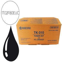 Toner kyocera -mita fs-2000d / 3900dn / 4000dn tk-310
