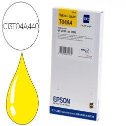 Ink-jet epson wf-c8190 / wf-c8690 xxl amarillo