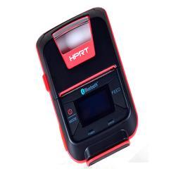 Impresora de etiquetas hprt hm-200 portatil termica visor oled ancho de papel 58 mm bateria ion de litio