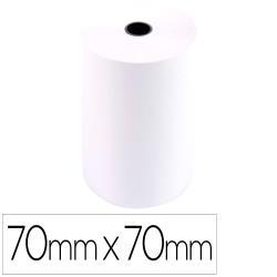 Rollo sumadora exacompta electro offset 70 mm x 70 mm 60 g/m2