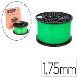 Filamento 3d colido abs gold 1,75 mm 1 kg verde