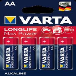 Varta 4706101404 LONGLIFE MAX POWER AA BLI 4