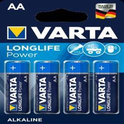 Varta 4906121414 LONGLIFE POWER AA BLI 4