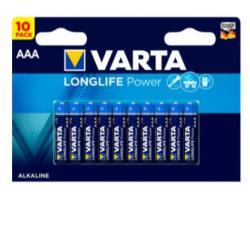 Varta 4903121461 LONGLIFE POWER AAA BLI10