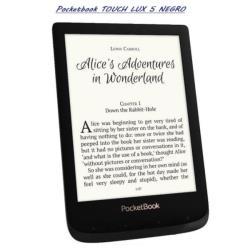 PocketBook PB628-P-WW POCKETBOOK TOUCH LUX 5 INK BLACK