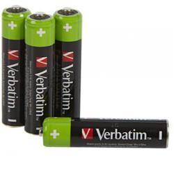 Verbatim 49514 PILAR RECARGARBLES AAA 4 PACK