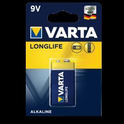 Varta 4122101411 LONGLIFE 9V BLI 1