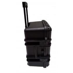 Valise pour chariot à haute résistance, IP67, avec roulettes