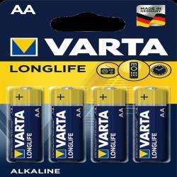 Varta 4106101414 LONGLIFE AA BLI 4