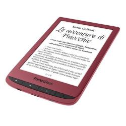 PocketBook PB628-R-WW POCKETBOOK TOUCH LUX 5 INK RUBI RED
