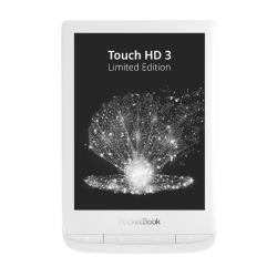 PocketBook PB632-W-GE-WW TOUCH HD3 LIMITED EDITION PEARL WH