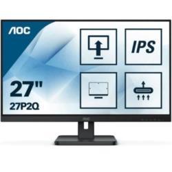 AOC 27P2Q MONITOR 27 FULLHD HDMI DP VGA DVI 27P2Q-27P2Q