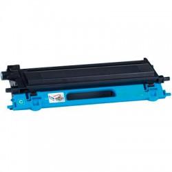 Compatible BROTHER TN130 TN135 CYAN CARTUCHO DE TONER 4.000