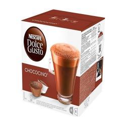 Chocolate dolce gusto chococino capsulas monodosis caja de 8