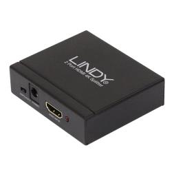Lindy 38158 HDMI 4K SPLITTER 2 PORT 3D 2160P30 38158-38158