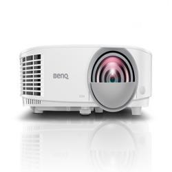 Videoproyector benq mx808sth resolucion 1024x768 xga 3600 lumenes contraste 12.000:1 corta focal hdmi / vga /