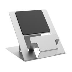 Soporte fellowes hylyft para portatil plegable aluminio ajustable 6 alturas